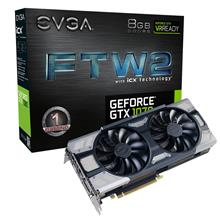 EVGA 08G-P4-6676-KR GTX 1070 FTW2 GAMING 8GB GDDR5 Graphics Card